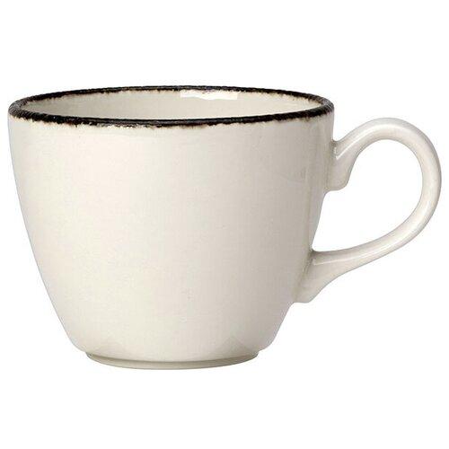 Чашка чайная «Чакоул дэппл», 0,17 л., черный, фарфор, 1756 X0022, Steelite