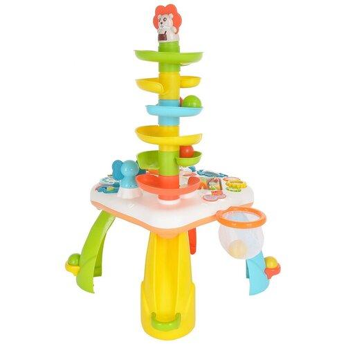Развивающий столик Haunger Занимательный слоник (свет,звук)