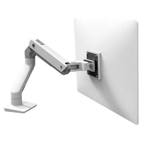 Кронштейн Ergotron 45-475-216, HX Desk Mount Monitor Arm, белый