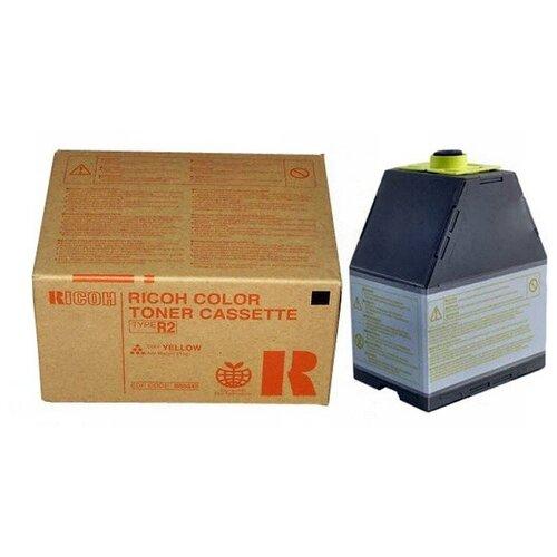 Фото - Тонер-картридж Ricoh 888345 (type-R2) Yellow тонер картридж ricoh type mpc5000e 841160 842048