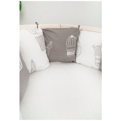 Фото - Бортики-подушки Техас сонный гномик бортики подушки стрекоза егоза розовый