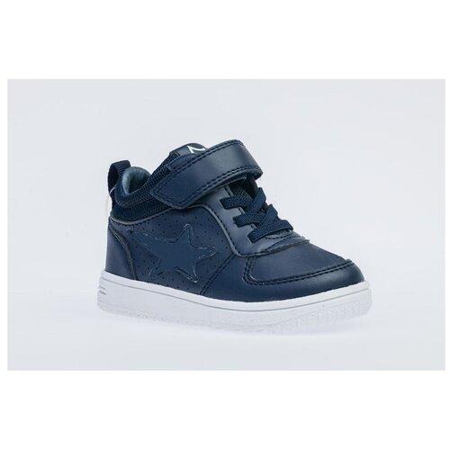 Фото - Ботинки КОТОФЕЙ размер 23, 21 синий ботинки для мальчика котофей цвет синий салатовый 554047 41 размер 30
