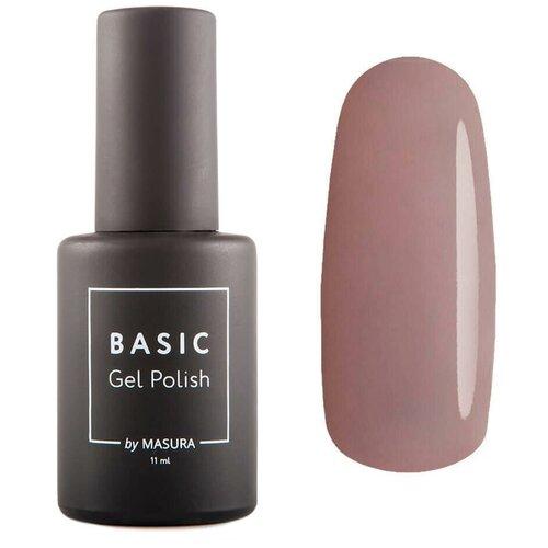Купить Гель-лак для ногтей Masura Basic, 11 мл, Маккиато