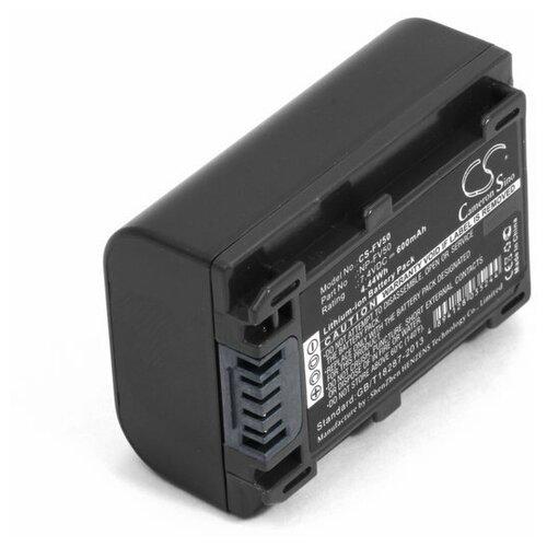 Аккумулятор для Sony NP-FV30 NP-FV50 NP-FV70 (600mAh)
