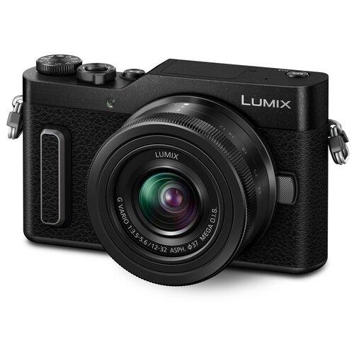 Фото - Фотоаппарат Panasonic Lumix DC-GX880 Kit черный G VARIO 1:3.5-5.6/12-32 ASPH. MEGA O.I.S. объектив panasonic lumix h fs12060e 3 5 5 6 asph power o i s