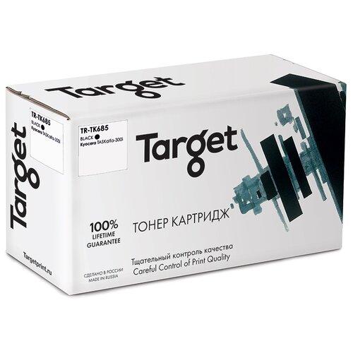 Фото - Тонер-картридж Target TK685, черный, для лазерного принтера, совместимый картридж target fx3 черный для лазерного принтера совместимый