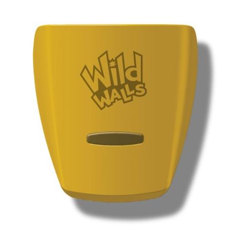 Ночник-проектор Uncle Milton Африканское сафари, цвет арматуры: желтый, цвет плафона: желтый