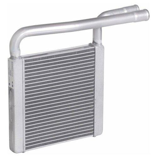 Фото - Радиатор отопителя Luzar LRh 0190b радиатор отопителя luzar lrh 01182b