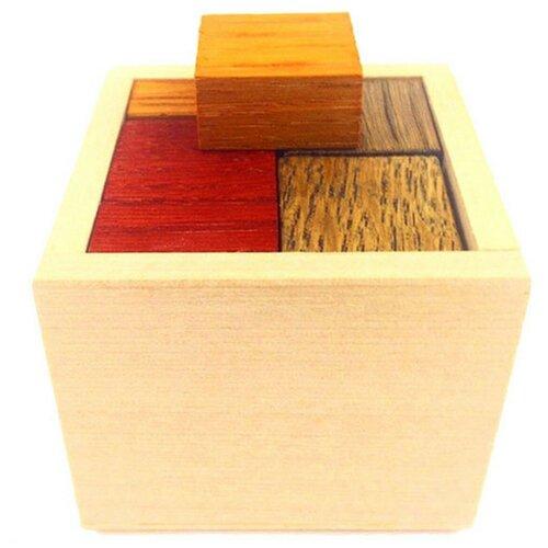 Головоломка Планета головоломок Гала-Куб разноцветный