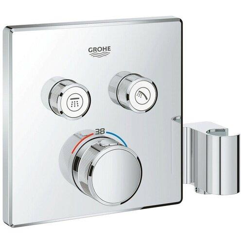Фото - Термостат Grohe Grohtherm SmartControl 29125000 для душа смеситель для душа grohe grohtherm smartcontrol 34714000