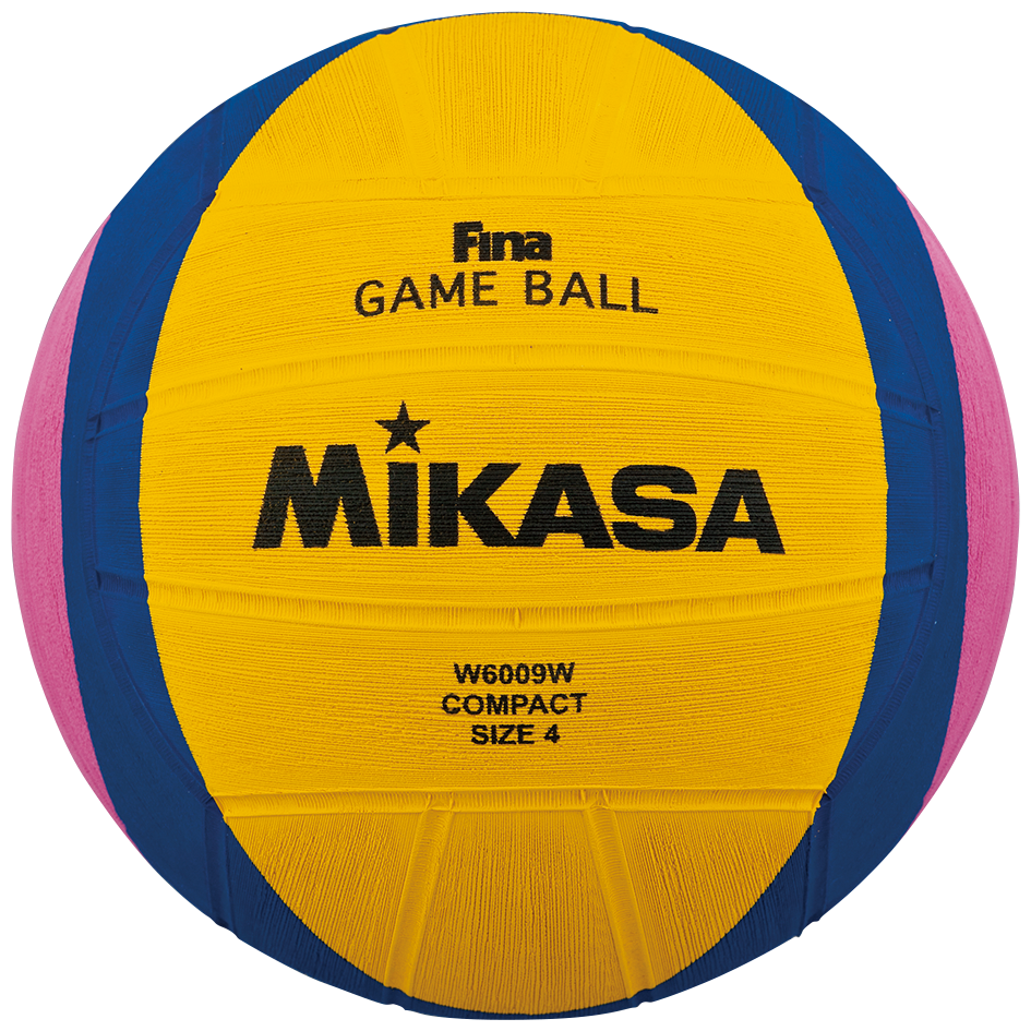 Мяч для водного поло Mikasa W6009W — купить по выгодной цене на Яндекс.Маркете
