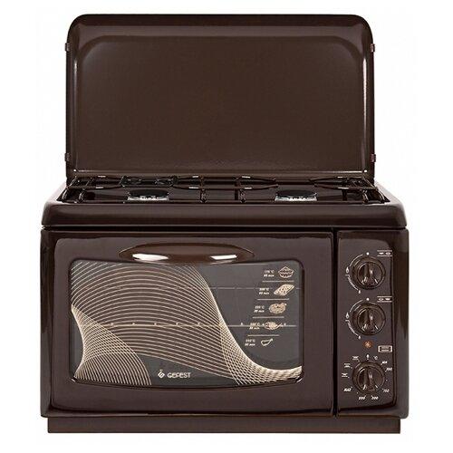 Фото - Мини-печь GEFEST ПГЭ 120 коричневый мини печь gfgril gfao 500 коричневый