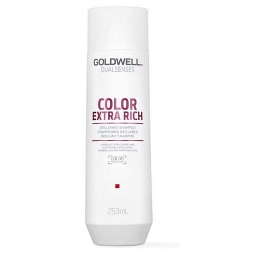 Goldwell Dualsenses Color Extra Rich Brilliance Shampoo - Шампунь для жестких окрашенных волос 250мл