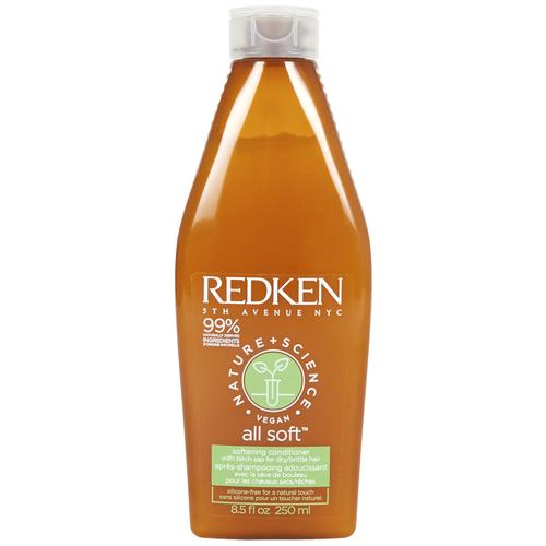 Купить Redken кондиционер Nature + Science All Soft, 250 мл