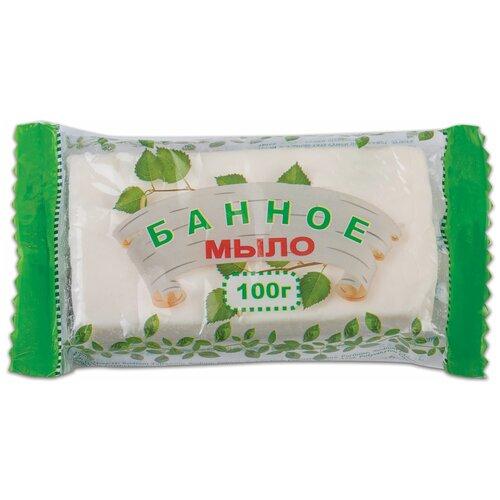 Купить Мыло кусковое ЭФКО Банное, 100 г