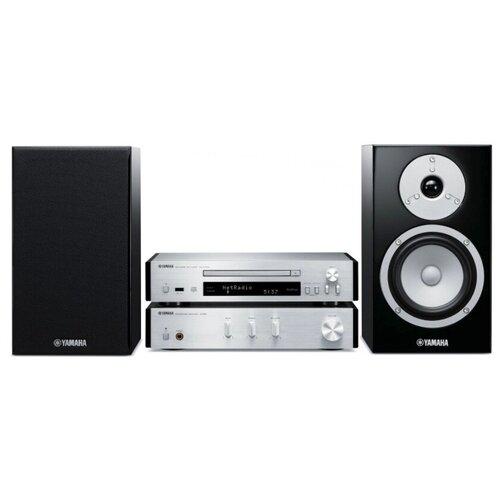 Музыкальный центр Yamaha MCR-N670D, серебро