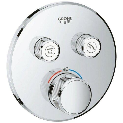 Фото - Термостат Grohe Grohtherm SmartControl 29119000 для душа смеситель для душа grohe grohtherm smartcontrol 34714000