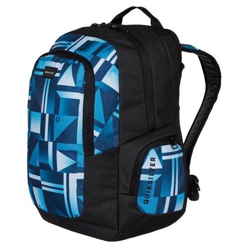 Городской рюкзак Quiksilver Schoolie 25, голубой, синий
