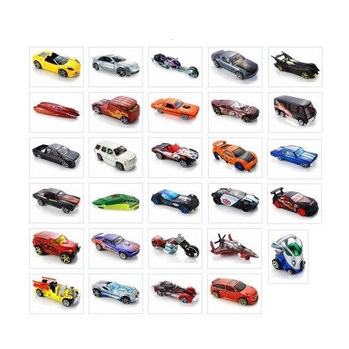 Машинка Mattel Hot wheels Серия базовых моделей автомобилей машинка mattel hot wheels трейлер с прицепом