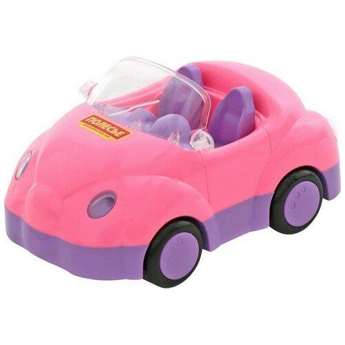 Фото - Автомобиль легковой для девочек Улыбка легковой автомобиль mattel