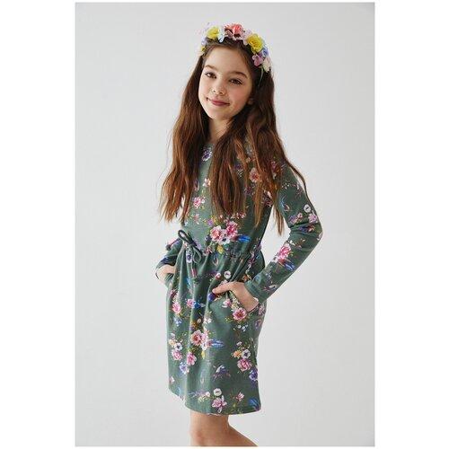 Купить Платье для девочек размер 152, ассорти, ТМ Acoola, арт. 20210200489, Платья и сарафаны