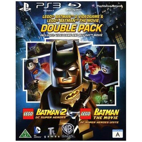 LEGO Batman 2 DC Super Heroes + Lego Batman The Move Double Pack (PS3)