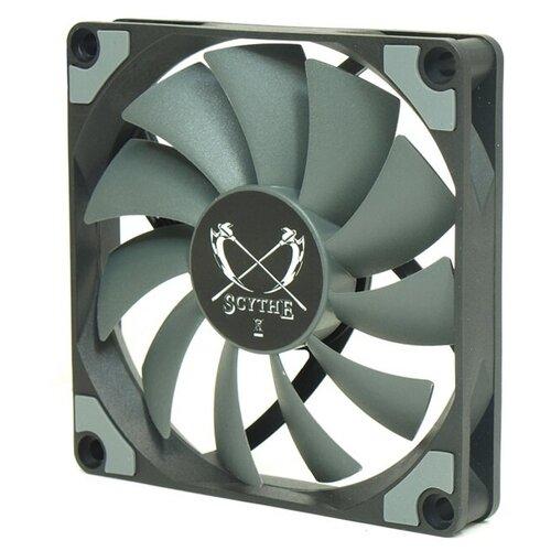 Вентилятор для корпуса Scythe Kaze Flex 92 Slim PWM черный 1 шт.