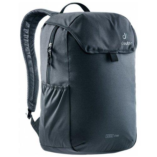 Городской рюкзак deuter Vista Chap 16, черный schneiders рюкзак walker chap classic petrol checks