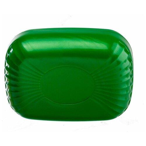 Мыльница Радиус Soap, зеленый