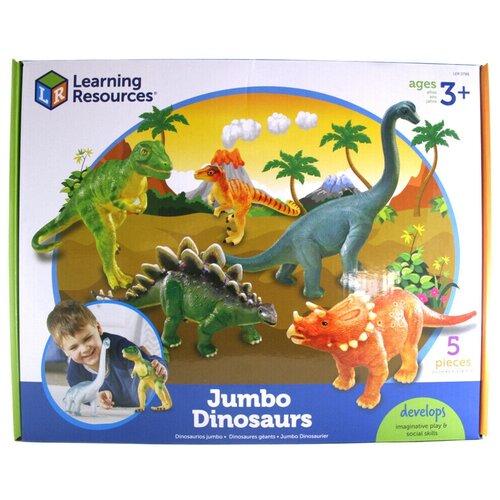 Фигурки Learning Resources Эра динозавров LER0786