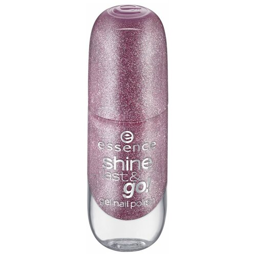 Купить Лак Essence shine last & go! gel nail polish, 8 мл, 11 my sparkling darling