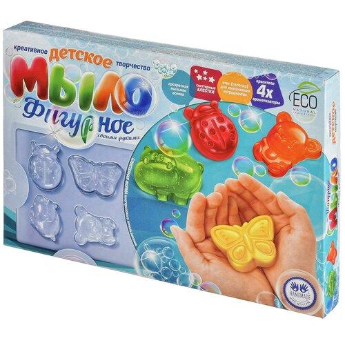 Danko Toys Набор для мыловарения Мыло фигурное №1 (DFM-01-01)