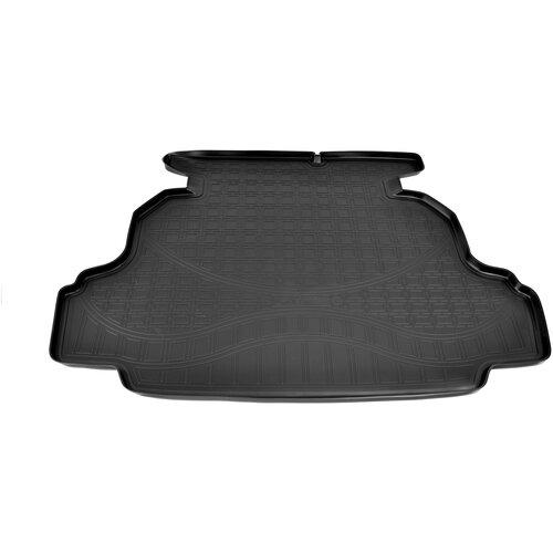 дверь крышка багажника chn для geely emgrand gs 2019 2020 2021 Коврик багажника NorPlast NPA00-T24-084 для Geely Emgrand EC7 черный