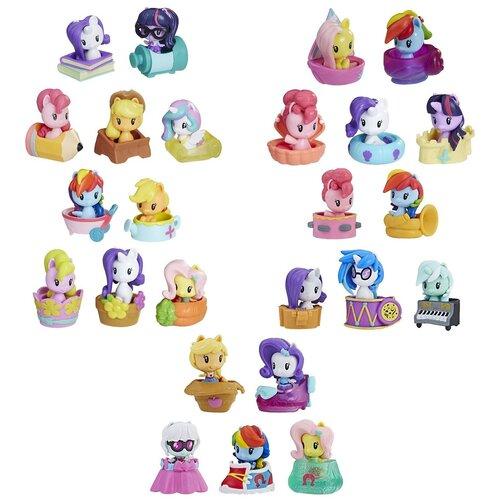 Фигурки My Little Pony Милашка пони My Little Pony Cutie Mark Crew E0193 pony