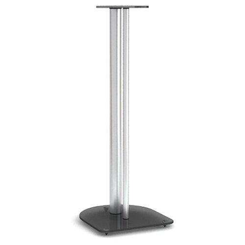 Стойки под акустику Металлдизайн (Metaldesign) MD 203-900 прозрачное стекло-хром