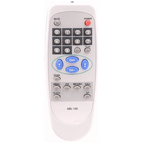 Пульт Huayu ABL-105 для телевизора Sitronics