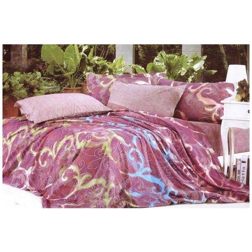 Постельное бельё С-137 Фиолетовый C-137-282 комплект мебели афина t 282 bnt y 137 c w 56 light brown 2pcs
