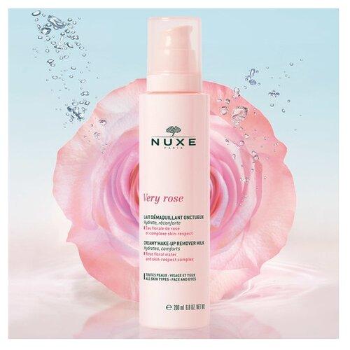 NUXE Молочко для снятия макияжа для лица и кожи вокруг глаз 200мл