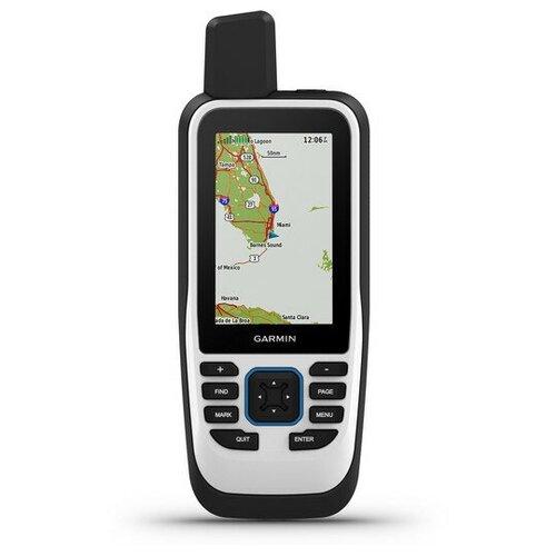 Туристический навигатор Garmin GPSMAP 86S Russia
