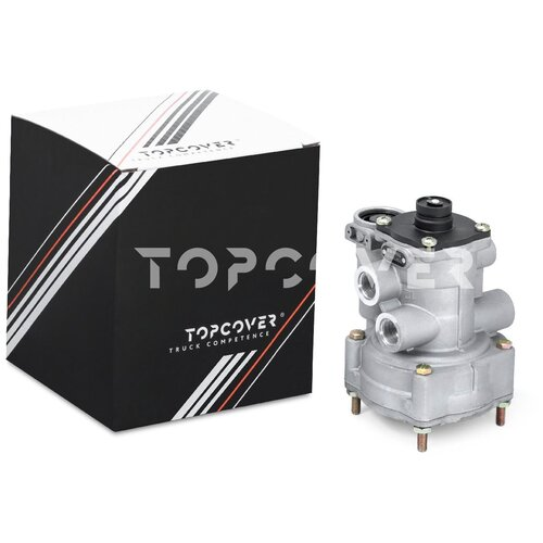 Кран управления тормозами прицепа TopCover T0365-4001