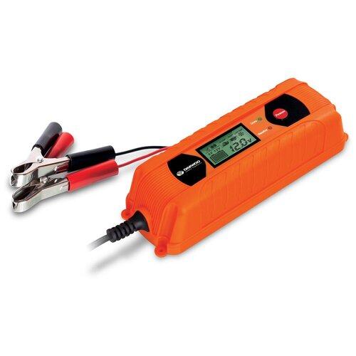 Фото - Зарядное устройство Daewoo Power Products DW 450 оранжевый пылесос автомобильный daewoo power products davc100 черный оранжевый