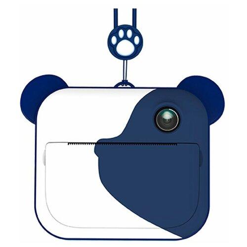 Фото - Фотоаппарат моментальной печати Lumicube DK04, blue фотоаппарат
