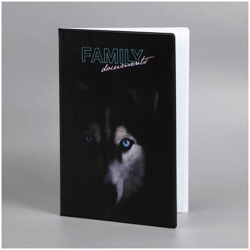Обложка для семейных документов