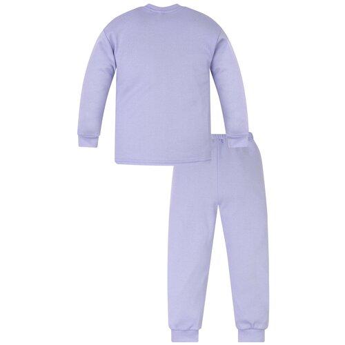 Купить Пижама детская 800п, Утенок, рост 122 см, голубой_мишка, Домашняя одежда