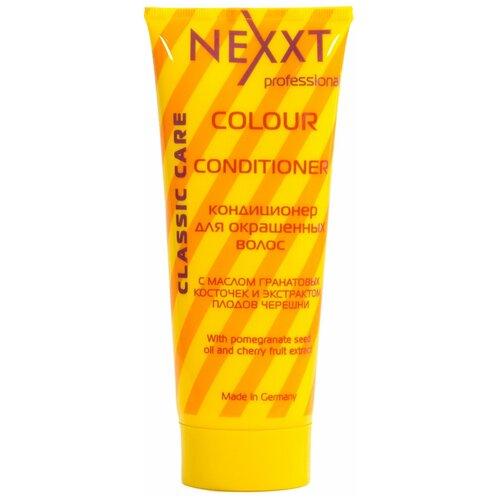 Фото - Nexprof кондиционер Classic care Colour для окрашенных волос, 200 мл nexprof кондиционер classic care volume для объема волос 200 мл