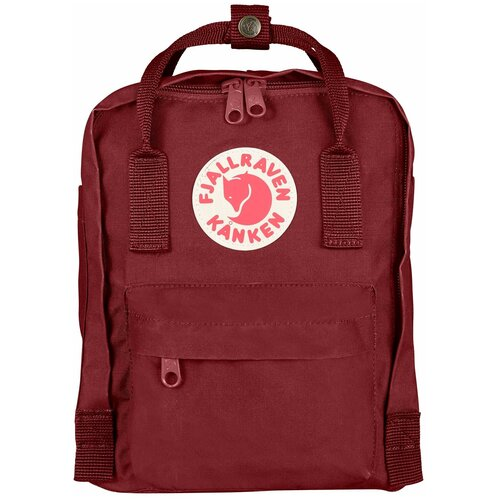 Городской рюкзак Fjallraven Kånken Mini 7, ox red