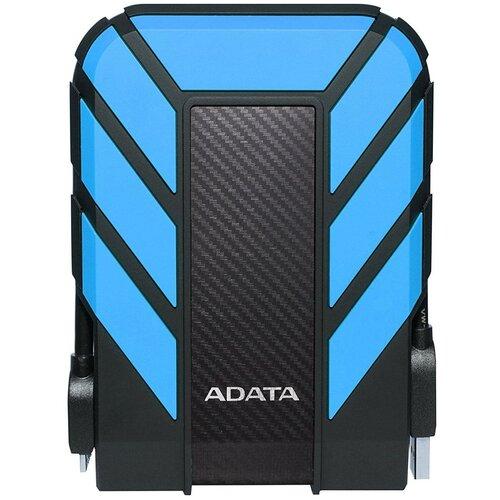 Фото - Внешний HDD ADATA HD710 Pro 2 TB, синий внешний hdd adata hd710 pro 2 tb красный