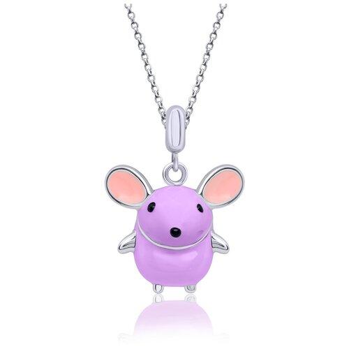 UMa & UMi Детский серебряный кулон подвеска Мышка UMI Pets 319542900613