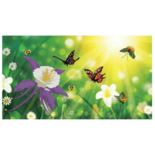 Купить Набор для вышивания Белоснежка 7052-3D В солнечных лучах, Наборы для вышивания