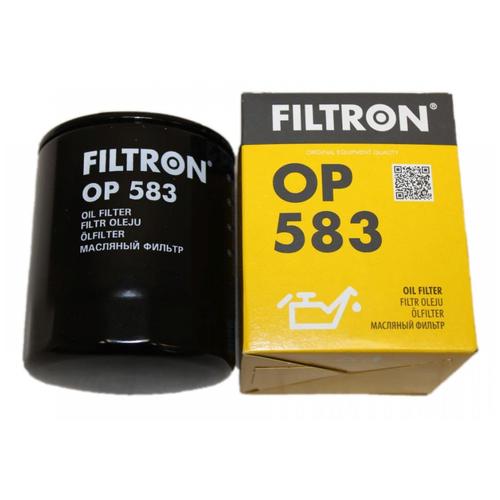 Масляный фильтр FILTRON OP 583 масляный фильтр filtron op 643 3